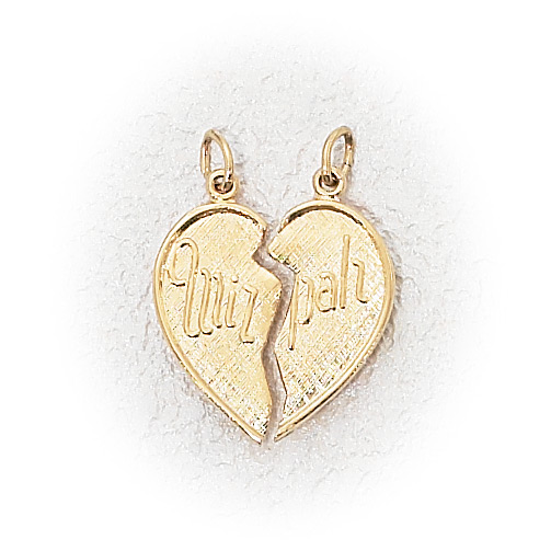 14k gold heart shaped mizpah pendant holy gold jewelry 14k gold heart shaped mizpah pendant aloadofball Choice Image